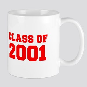 CLASS OF 2001-Fre red 300 Mugs